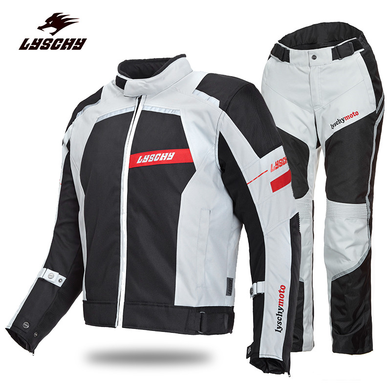 Motorcycle Jackets Pants Winter Autumn Waterproof Motorbike Protective Suits Motocross Breathable Clothing Trousers with Liner riding tribe men s motorcycle bikes slimming protective armor jackets motocross breathable cycling suits clothes with 6 pads