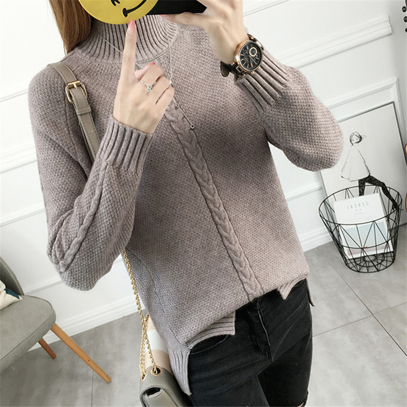 Cheap wholesale 2020 new autumn winter Hot selling women's fashion casual warm nice Sweater  Y99