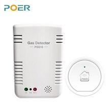 868Mhz Natural Gas leak LPG Butane Propane Smart Detector Monitor Alarm sensor With Voice Warning APP push notifications
