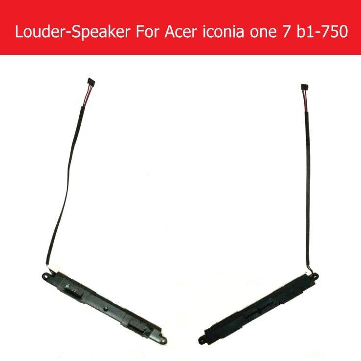 Weeten Genuine Louder Speaker Ringer For Acer Iconia One 7 B1-750 Loudspeaker Buzzer Flex Cable Loud Ringer Replacement Repair