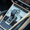 Interior del coche consola de Panel Protector de pantalla transparente película protectora pegatina para Porsche Cayenne Porsche 2018, 2019