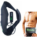 Electric Vibrating Slimming Belt Vibroaction Body Shaper Burning Fat Massage Belt Health Care Relax Tone Weight Losing massager
