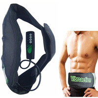 Electric Vibrating Slimming Belt Vibroaction Body Shaper Burning Fat Massage Belt Health Care Relax Tone Weight