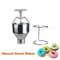 Руководство пончики производитель небольшой пончик автомат для жарки пончиков бытовой Bakehouse кухонная техника