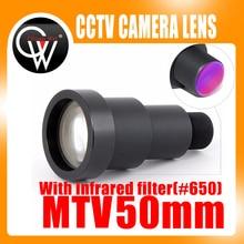 New 1/3'' 50mm lens…
