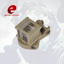 Угловой прицел для стрельбы из-за угла или укрытий. Реплика Accutact EX 251