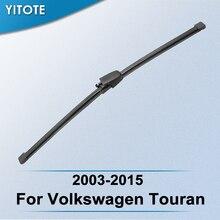 YITOTE Задняя щетка стеклоочистителя для Volkswagen Passat Touran 2003 2004 2005 2006 2007 2008 2009 2010 2011 2012 2013