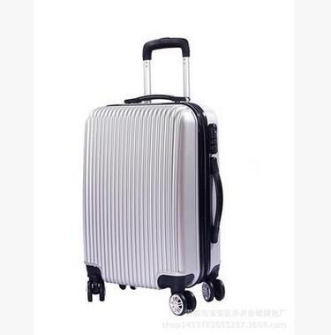20″24″ Carry-on Suitcase with Wheels Unisex Pink Luggage Travel Bag Trolley Bags Children's Suitcases