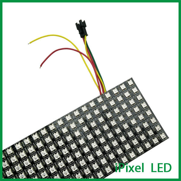 US $200 0 |8*32 Pixel RGB WS2812B WS2812b small flexible LED panel  Screen-in LED Modules from Lights & Lighting on Aliexpress com | Alibaba  Group