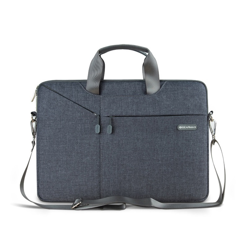 Gearmax Laptop Bag 11' 13' 15' Laptop Case Notebook Bag For Macbook Pro 13  Air 13 Case Xiaomi 13 Dell notebook bag laptop messenger 11 12 13 14 15 for macbook air 13 case lenovo samsung dell asus waterproof travel briefcase