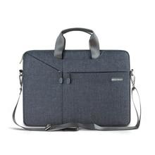 """Gearmax сумка для ноутбука 11 '13' 15 """"чехол для ноутбука Тетрадь сумка для MacBook Pro 13 Air 13 чехол Xiaomi 13 Dell"""