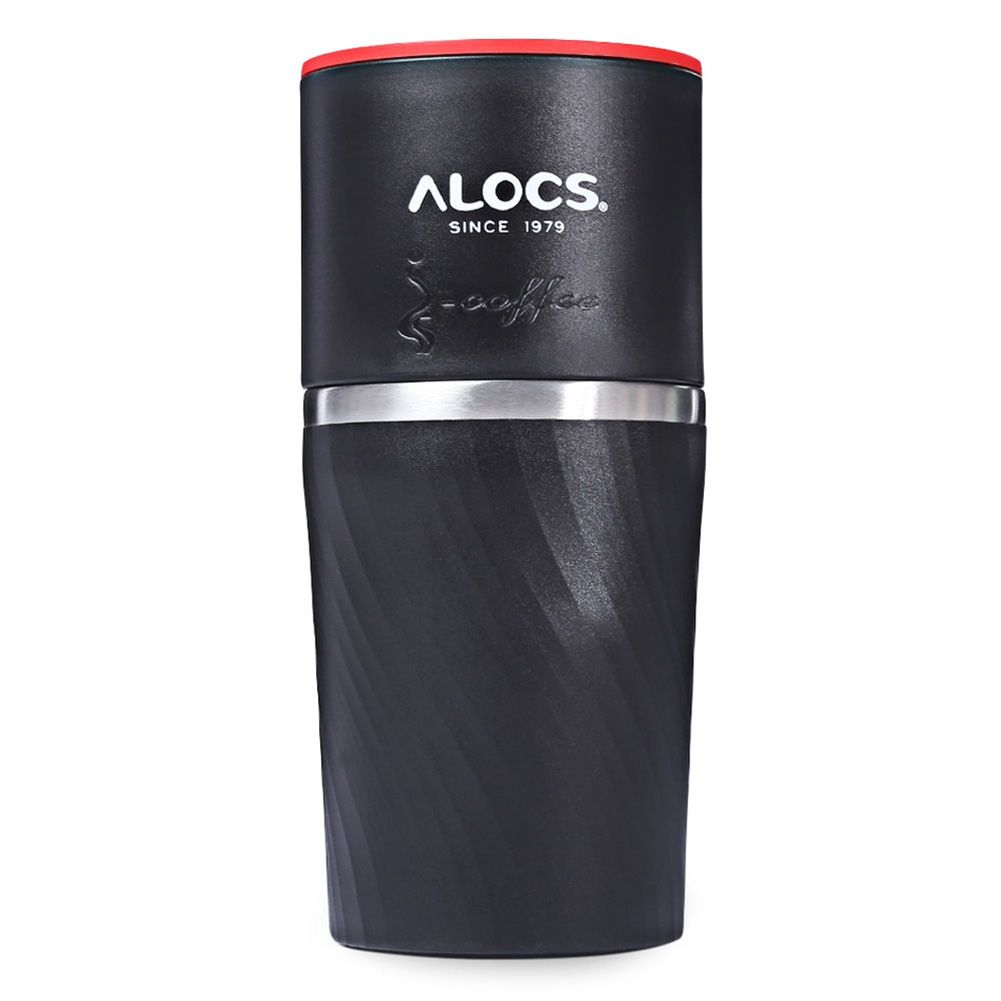 LGFM Alocs CW K16 4 In 1 Camping Travel Coffee Cup Grinding Machine Brewed Coffee Bean