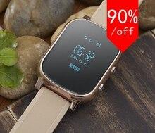 2016 Smartphone GPS Kinder Kid Armbanduhr Q50 GSM GPS Locator Tracker Anti-verlorene Smartwatch Kind Schutz Für iOS Android
