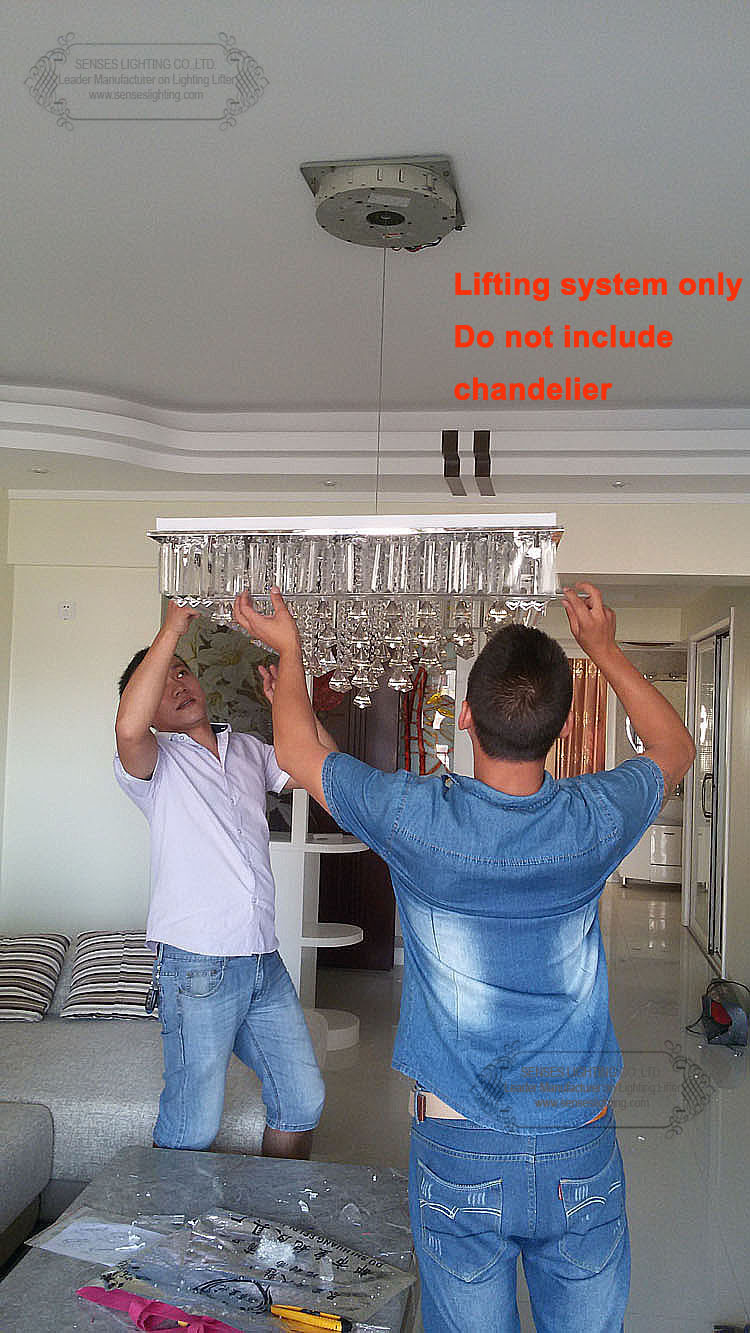 50kg 4m chandelier lift chandelier lowering system lifter for 50kg 4m chandelier lift chandelier lowering system lifter for crystal ceiling lamp chandelier hoist110v 120v220v 240v in lights lifters from lights arubaitofo Choice Image