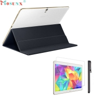 Simplestone Ultra Slim Book Cover Case Stand For Samsung Galaxy Tab S 10 5 Inch SM