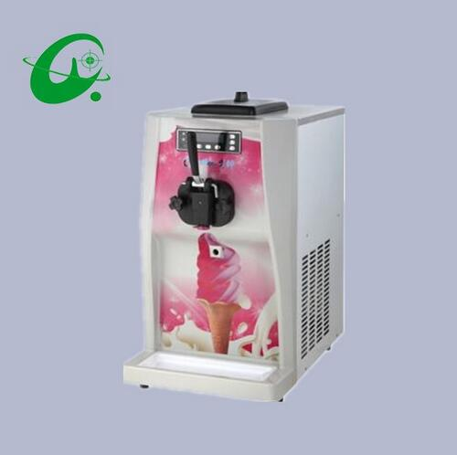 28-32L/H luxury Soft Serve Ice Cream Maker Machine Spaceman ice cream machine 7.2L Rainbow ice cream machine