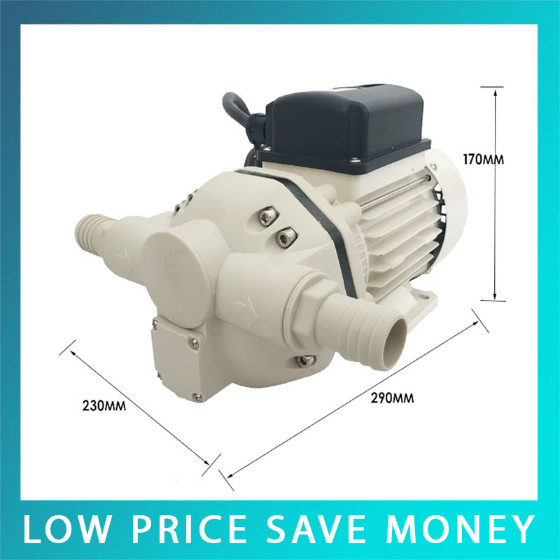 220V Corrosion Resistant Chemical Pump 40L/min Car Use Urea pump Chemical Self-priming Pump