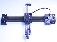 2017 DIY caneta desenho máquina lettering drawbot corexy XY-plotter de desenho kit robô robô CNC V3 escudo escrita robô