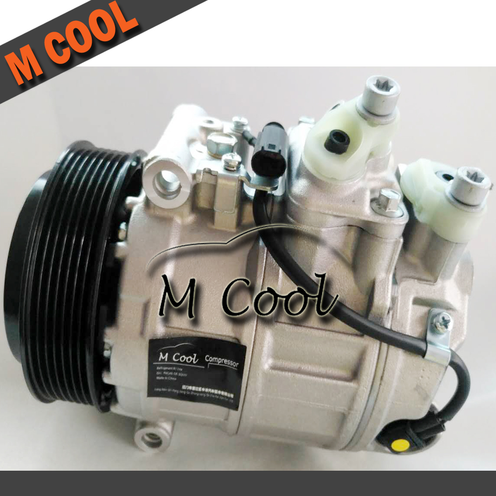 NEW AC Compressor For Mercedes W211 S211 W203 W220 4471709900 4471803470 4471804040 0012300011 0012300611 0012301011 A0012301011