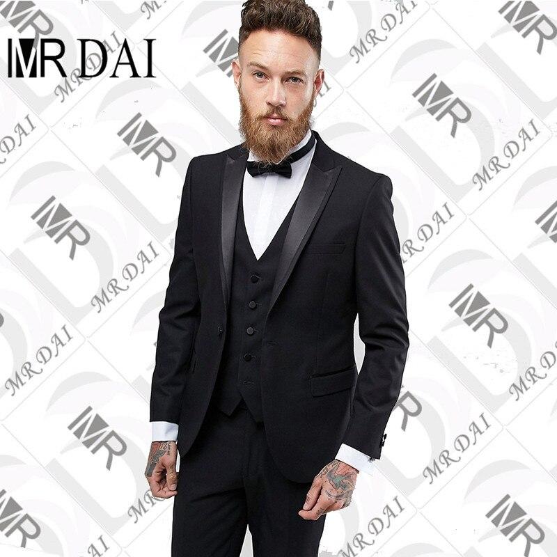 MD-034 Shawl Lapel Slim Fit Groom Tuxedos Red/White/Black Men Suits Latest Coat Pant Designs Men Wedding Suits Men Prom Tuxedo