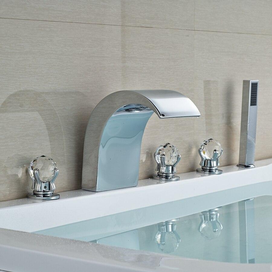 Bathroom Faucet Glass Handles online get cheap modern bath sink -aliexpress | alibaba group