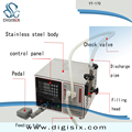 Большой поток 17л/автоматическая жидкая количественная Машина Для Розлива Молока YT-170