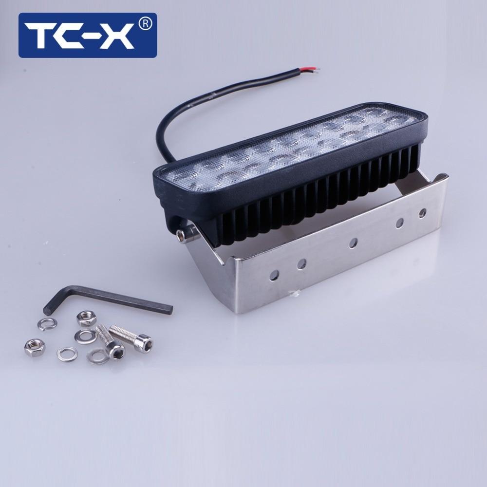 TC-X 7 ιντσών 18 x 3W φως LED φώτα Ultra - Φώτα αυτοκινήτων - Φωτογραφία 3