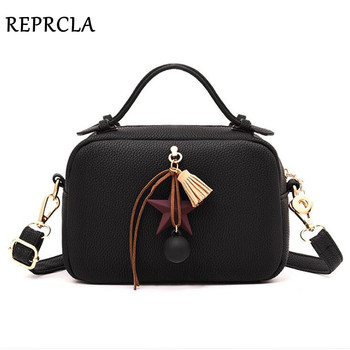 REPRCLA 2018 New Small Women Bag Fashion Designer Handbag Ladies Messenger Shoulder Bag High Quality Crossbody Bags for Women Сумка
