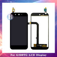 5.0'' For ASUS Live G500TG LCD Display Screen With Touch Screen Digitizer Assembly High Quality