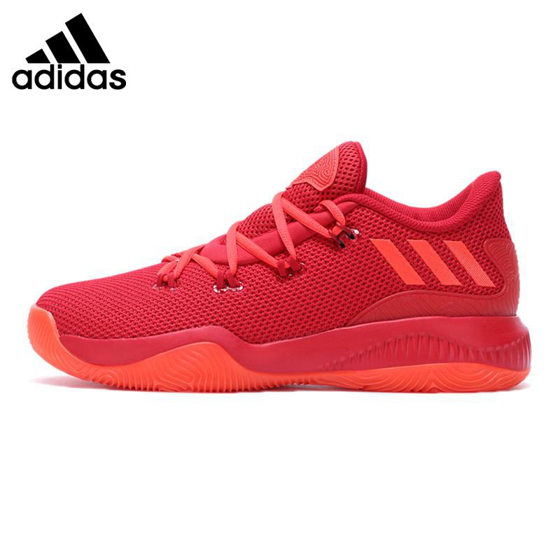 Original Adidas Crazy Fire Men's Basketball Shoes Sneakers original li ning men professional basketball shoes