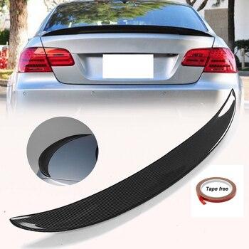 Высокое качество углеродного волокна высокого удар багажник крылья спойлера ДЛЯ BMW E92 для купе 328i 335i M3 крыло для губ CF >> Szyiqitrading Store
