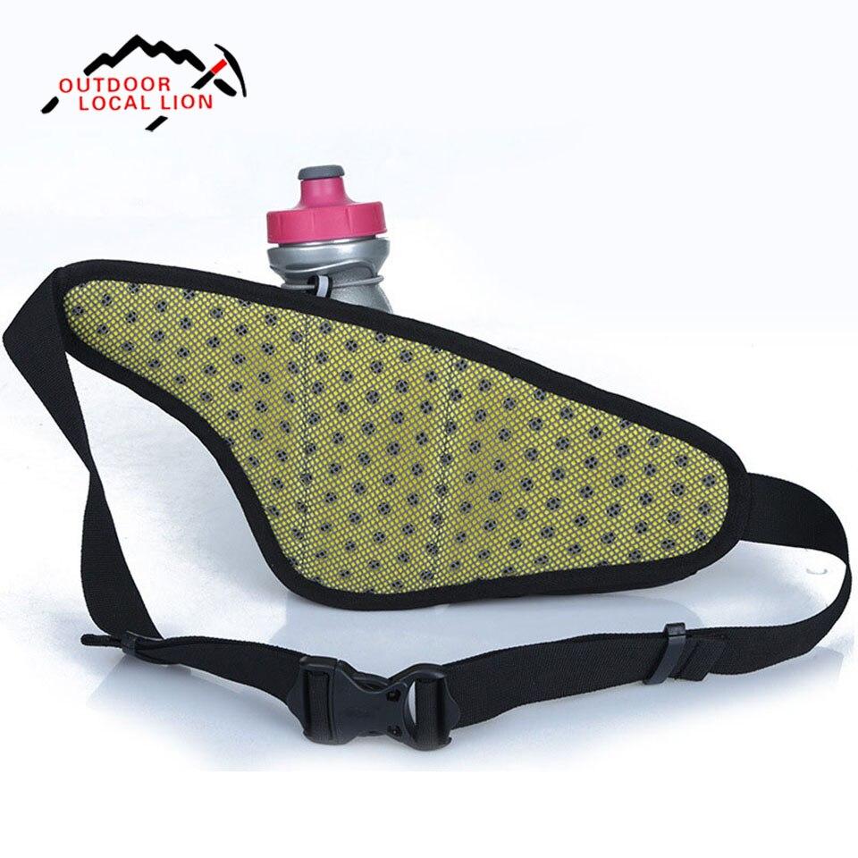 LOCAL LION Running Waist Belt Bag Men Waist Pack Bag Running Women Waterproof Sport Travel Hiking Cycling Outdoor Shoulder Bags