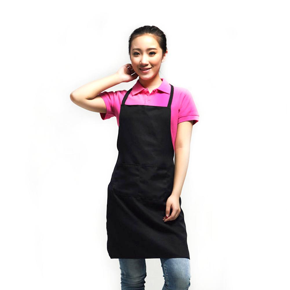 Restaurant Kitchen Aprons aliexpress : buy korean fashion women men apron kitchen