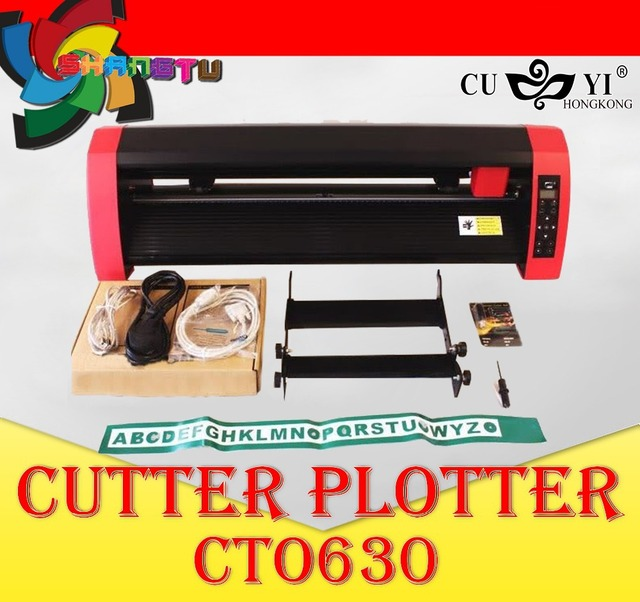 Aliexpress.com : Buy CUYI Cutter Plotter 24 inches with Contour ...