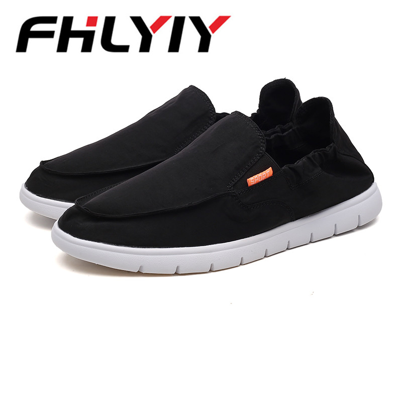 Hombre Casual Nouveautés Gray Chaussure Appartements Slip Zapato on Mocassins Hommes black Confort Chaussures Toile orange Sneakers Homme w7xwTprqI