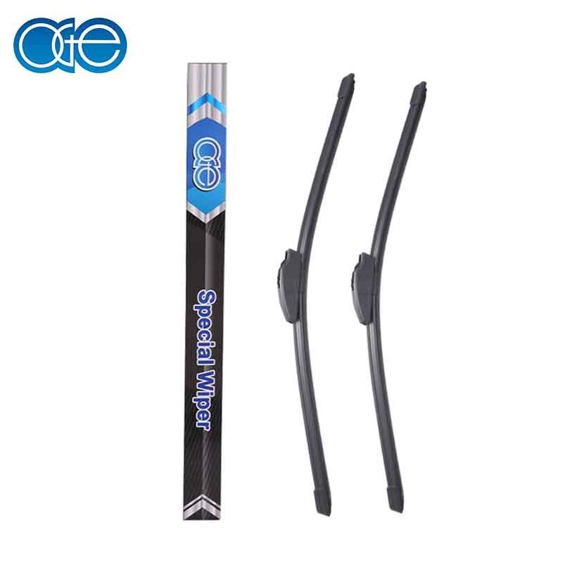 Oge Pcs Universal Wiper Blades Fit Standard Hook Arms Windscreen Car Accessories