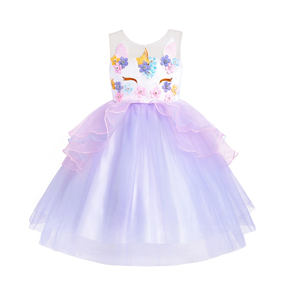 Purple Unicorn Dress (2)1