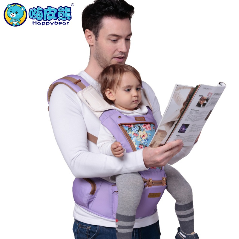 Baby waist stool strap shoulder straps versatile universal multi-hold seat stool with baby products ubela multi function two line baby stool mother strap mint green