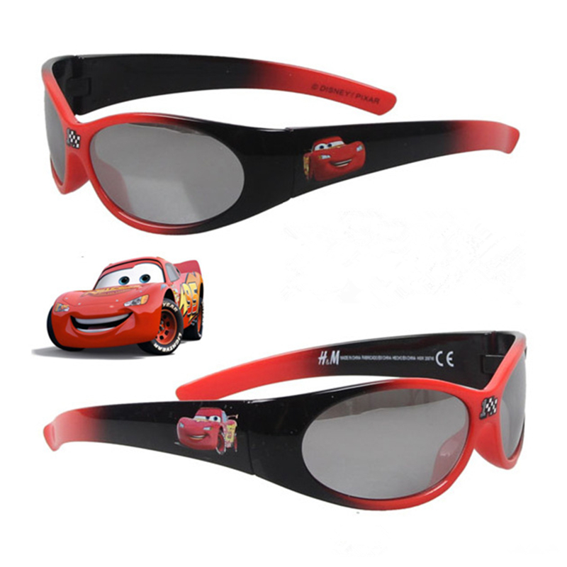 FDA Passed Quality Cars Childrens Sunglasses Kids Anti UV Sunglasses Boys Girls Summer Sunglasses Fast Shipping Sunglasses