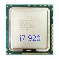 Intel Core i7 920 Processor 8M Cache, 2.66 GHz, 4.80 GT/s Intel QPI LGA1366 Desktop CPU i7 920 cpu