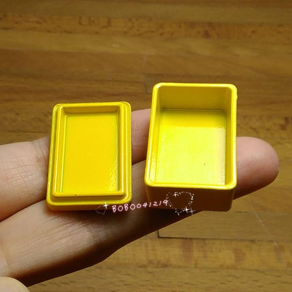 Dollhouse Miniature 1:12 Toy Kitchen Food 10 Pieces Cookies Length 1cm SPO568
