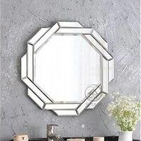 Современное настенное зеркало стекло косметическое зеркало на стене декоративные зеркальные art трюмо