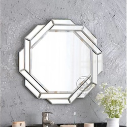 Nowoczesna ściana szkło lustrzane lustro kosmetyczne dekoracja ściany lustrzane lustro konsoli sztuki