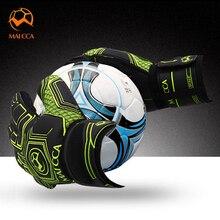 Adult Professional Football Goalkeeper Gloves Goalie Gloves Men Soccer Glove Finger Protector Latex цены онлайн