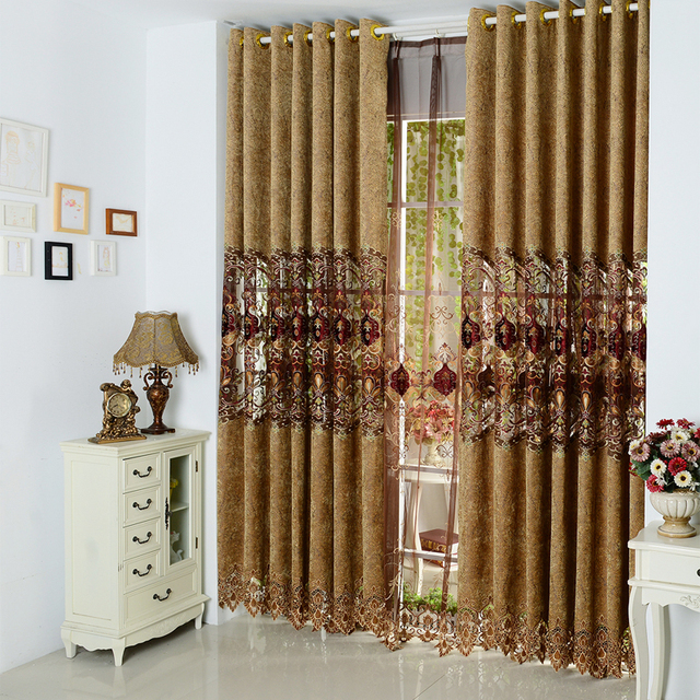 Aliexpress.com : Buy curtains for the bedroom blinds home decor ...