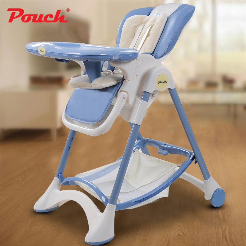 Купить с кэшбэком Pouch New Fashional Multifunctional Portable Children Highchairs Removable Baby Feeding Chair model k05 highchair for infant