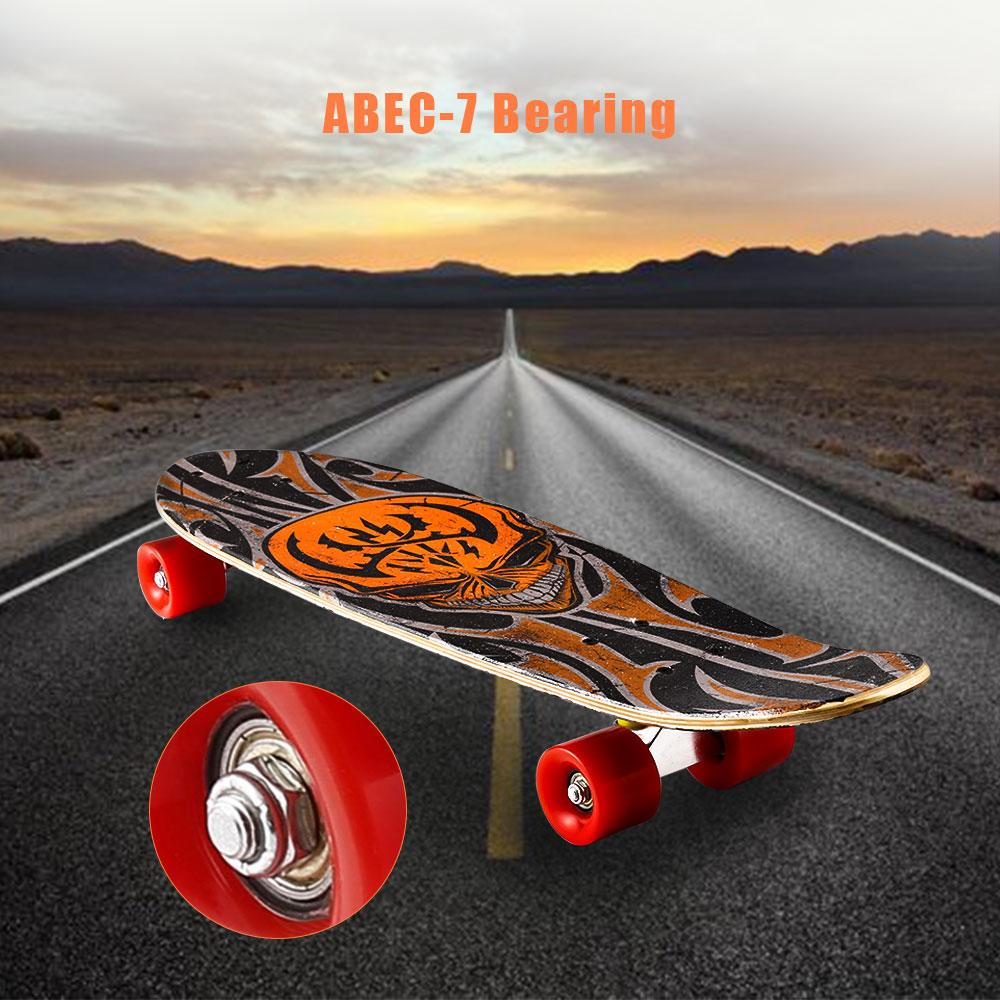 28 Inch Cruiser Style Skateboard Complete Outdoors Fun