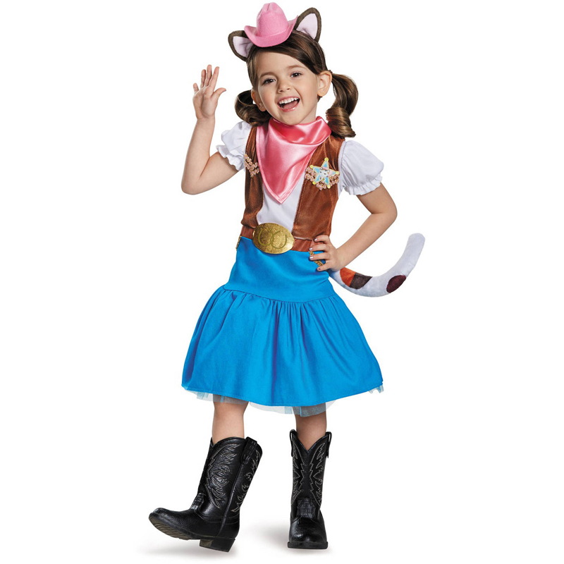 Sheriff Callie Classic Toddler Halloween Costume