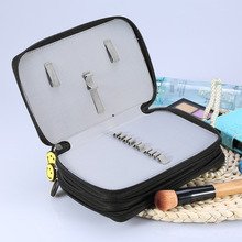 55 Holes Makeup Brush Bag