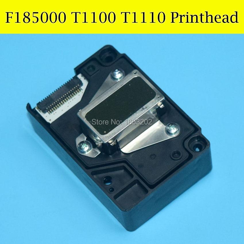 1 PC Original Print Head ME1100 ME70 ME650 C120 T30 T33 Printhead For EPSON F185000 Nozzle 100% genuine original printhead print head for epson t1110 me70 me1100 t30 me650fn tx510 c110 inkjet printer print head